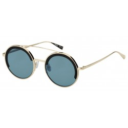 Max Mara MM EILEEN I KY2 - BLUE GOLD - BLUE