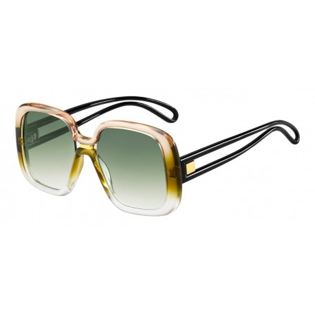 Givenchy GV 7106/S 039 PKGRN GRY-GREEN