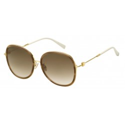 Max Mara MM MARILYN IFS KVI - STRPD BW S - BROWN