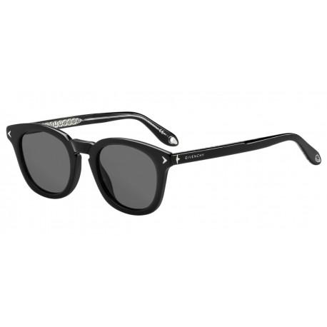 Givenchy GV 7058/S 807 BLACK-BLACK
