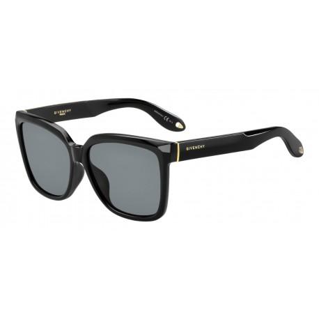 Givenchy GV 7021/F/S D28 SHN BLACK-BLACK