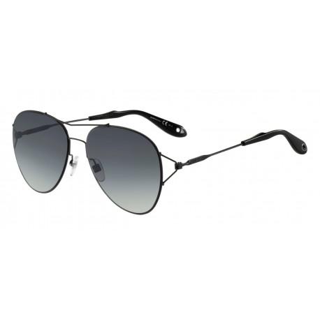 Givenchy GV 7005/S 006 SHN BLACK-BLACK