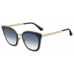 Jimmy Choo LIZZY/S KY2 BLUE GOLD-BLUE