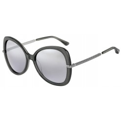 Jimmy Choo CRUZ/G/S Y6U GRY GLTTR-GREY