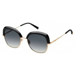 Max Mara MM NEEDLE V 2M2 - BLK GOLD B - BLACK