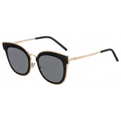 Jimmy Choo NILE/S RHL GOLD BLCK-YELLOW