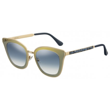 Jimmy Choo LORY/S KY2 BLUE GOLD-BLUE