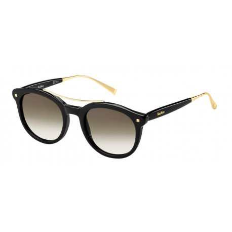 Max Mara MM NEEDLE I MDC - BK ROSEGD - BLACK