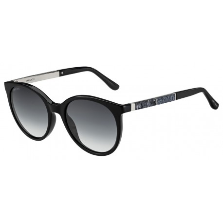 Jimmy Choo ERIE/S 807 BLACK-BLACK