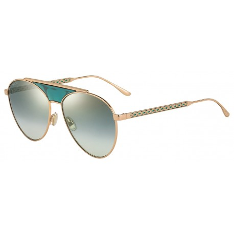 Jimmy Choo AVE/S PEF GOLDGREEN-YELLOW