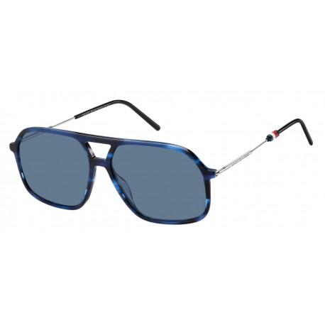Tommy Hilfiger TH 1645/S AVS STRIP BLU-BLUE