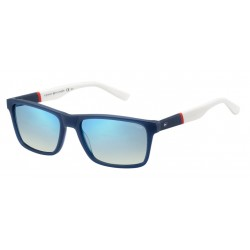 Tommy Hilfiger TH 1405/S H1O BLUREDWHT-BLUE