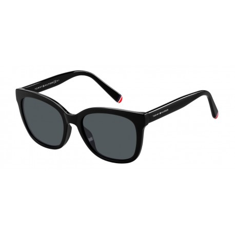 Tommy Hilfiger TH 1601/G/S 807 BLACK-BLACK