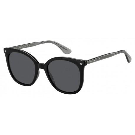 Tommy Hilfiger TH 1550/S 807 BLACK-BLACK