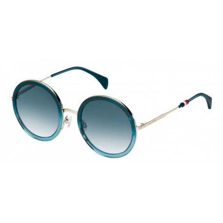 Tommy Hilfiger TH 1474/S WTA BLUESHADE-BLUE