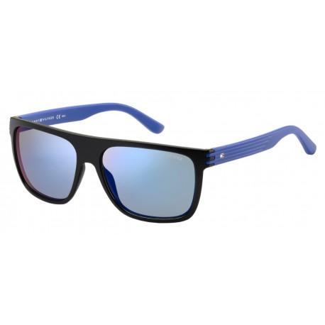Tommy Hilfiger TH 1277/S FB1 BLCK BLUE-BLACK