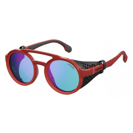 Carrera 5046/S 0Z3 MATTE RED-RED