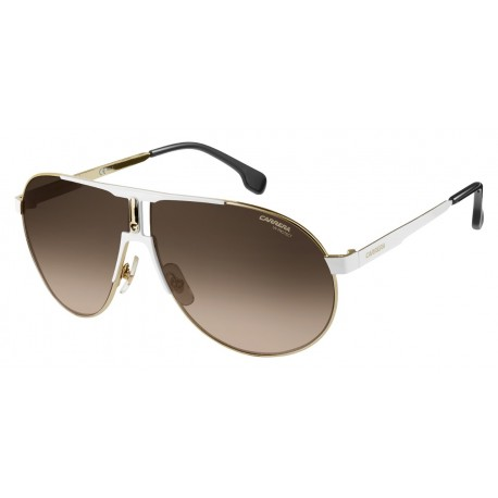 Carrera 1005/S B4E WHIT GOLD-WHITE