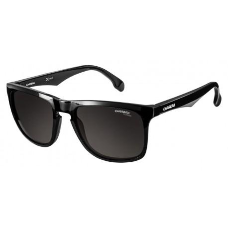 Carrera 5043/S 807 BLACK-BLACK