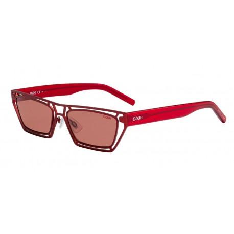 Hugo HG 1022/S 0Z3 MATTE RED-RED