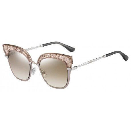 Jimmy Choo ROSY/S 68I NUDE PLD-PINK