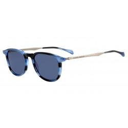 Hugo Boss BOSS 1094/S 38I BLUE HORN-BLUE